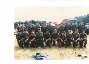 21-24 07 1999 bendra grupe su Danu kariais is Bosnijos ir Hercagovinos (1)