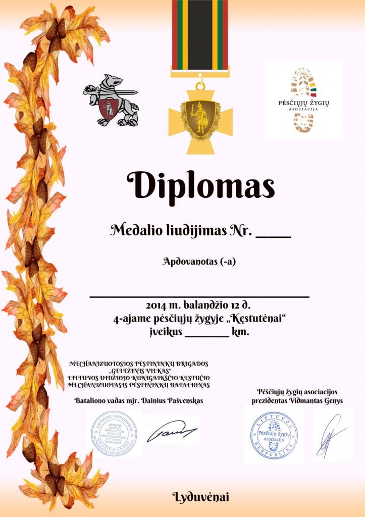 kestutenu diplomas
