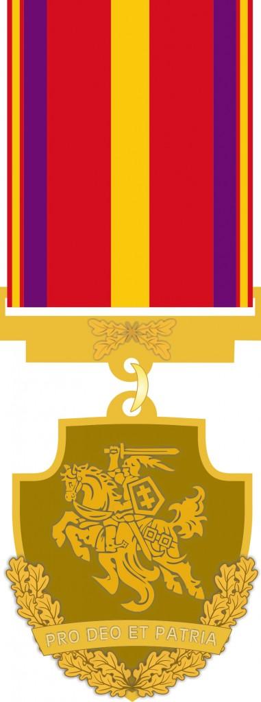 Taurieciai medalis