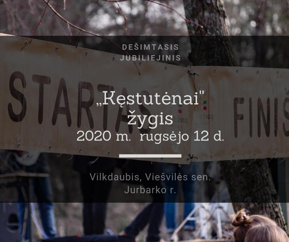 Kęstutėnai 2020.09.12 Vilkdaubis