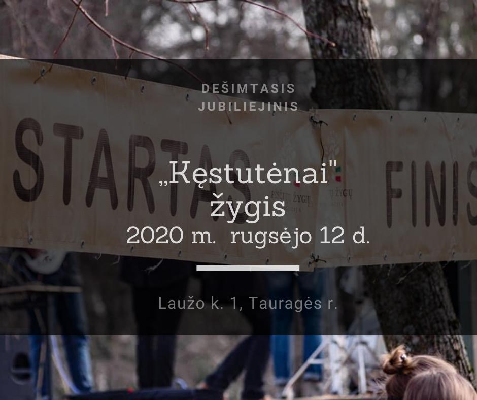 Kęstutenai 2020.09.12